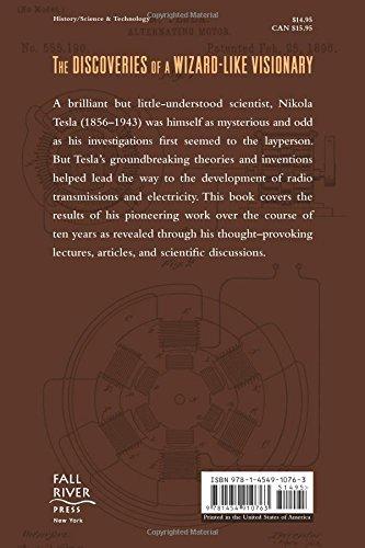 nikola tesla inventions book pdf